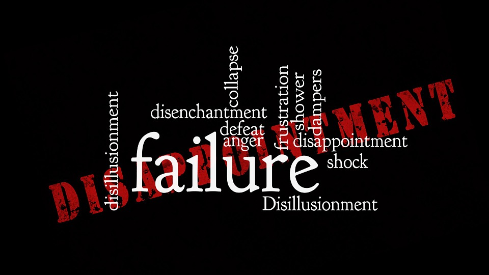 Cómo superar el medio al fracaso
