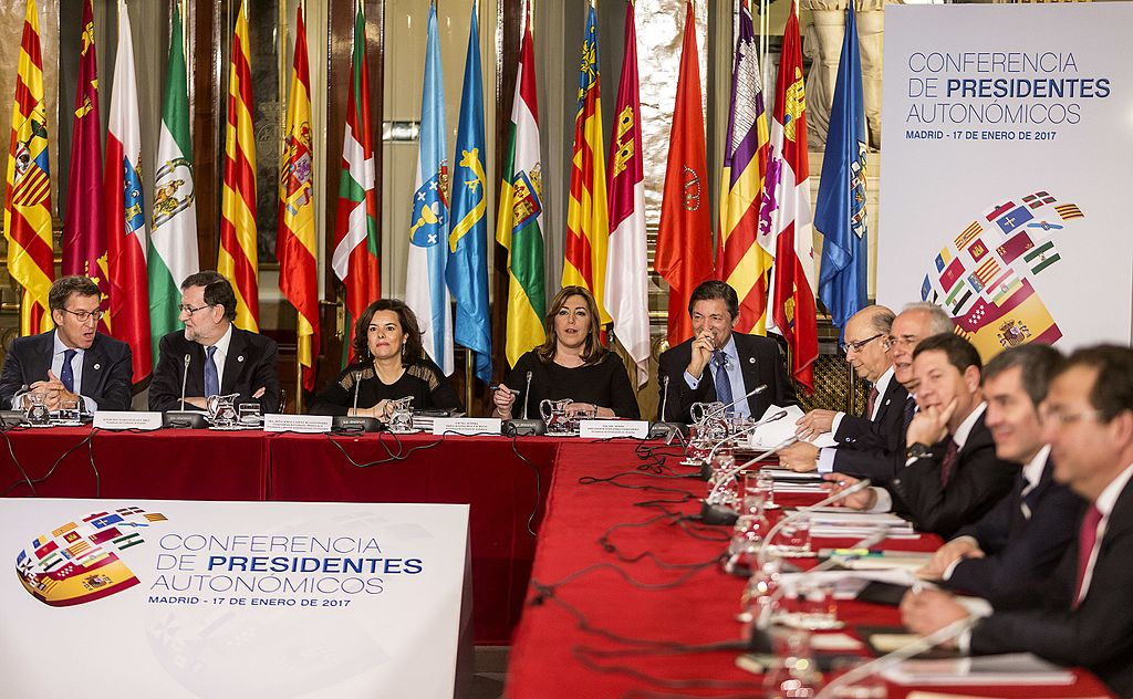 Conferencia de presidentes sobre Financiación Autonómica