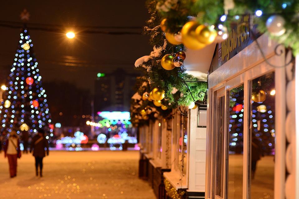 La importancia de la decoración de Navidad en el comercio