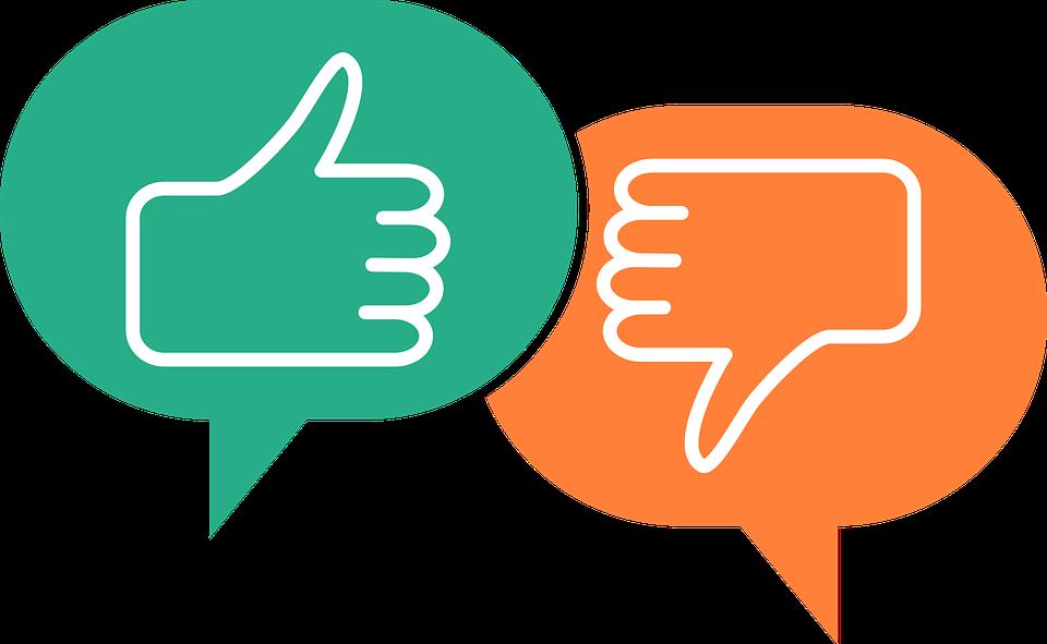 La importancia del feedback o cómo aprender de una opinión negativa