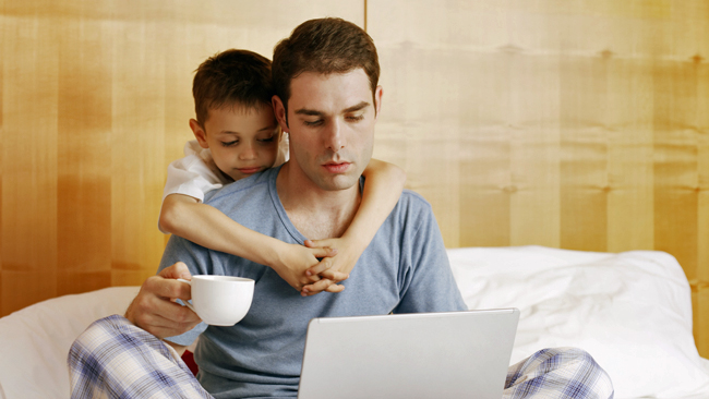 La conciliación familiar, la asignatura pendiente de los autónomos