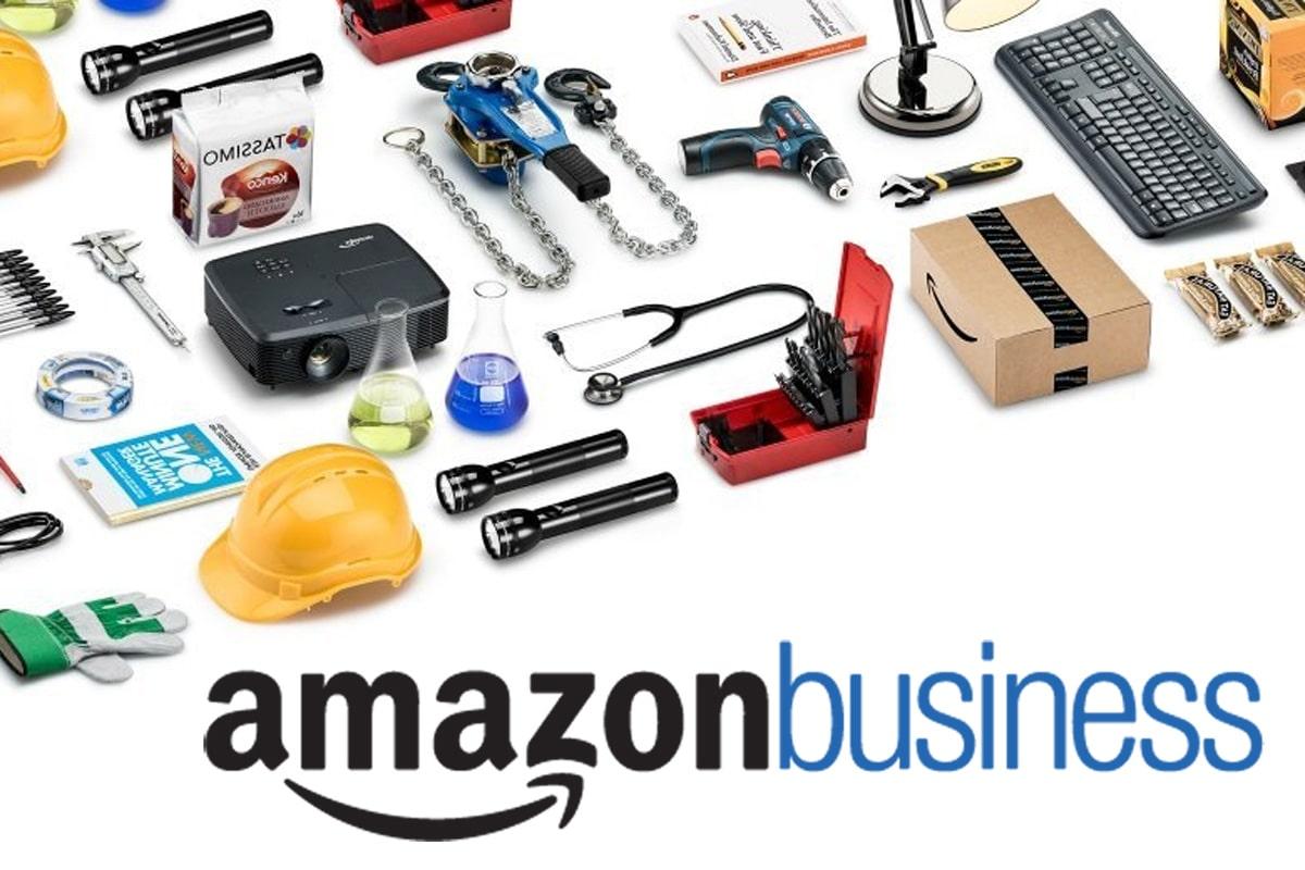 Amazon Business, la nueva cuenta profesional de Amazon para autónomos y negocios